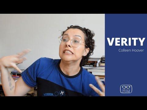 Verity (Colleen Hoover) - Epílogo Literatura