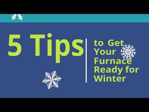 Furnace Maintenance Checklist: Get Your HVAC Ready For Winter