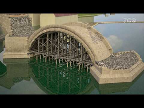 How Bridges Were Built During the Middle Ages