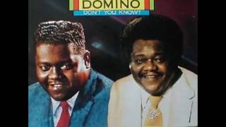 Fats Domino - Darktown Strutters Ball (master)(stereo) - October 30, 1958