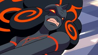 Steven Universe   Obsidiana es derrotada por Diamante Blanco [Español Latino]