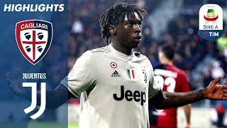 Cagliari 0-2 Juventus   Kean Scores AGAIN In Juve Win!   Serie A