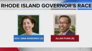 In Rhode Island governor's race, history repeats itself