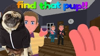 CUTE PUPPIES!! | Pet the puppy at the party