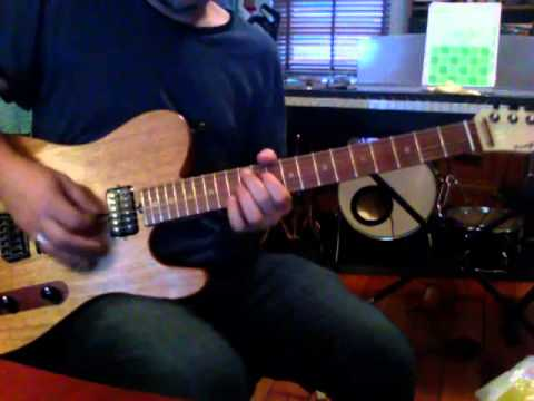 "Brad Craig - ""Shor-T Blues"" - Fried Guitar through Scuffham S-Gear ""Stealer"""