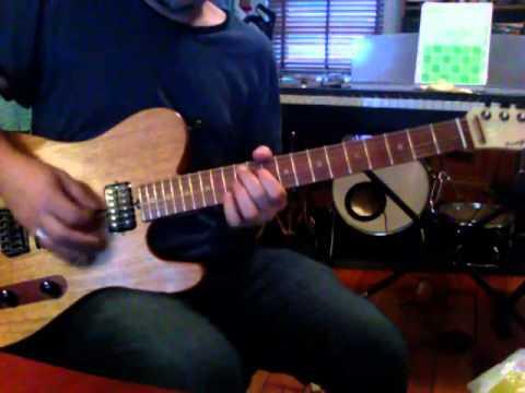 """Brad Craig - """"Shor-T Blues"""" - Fried Guitar through Scuffham S-Gear """"Stealer"""""""