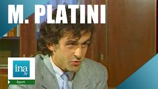 "Michel Platini ""On N'est Pas Des Superstars"" | Archive INA"