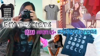 DIY Brandy Melville Graphic Tees | Without Iron-On Transfer Paper!