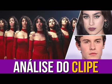 "Lauren e Shawn Analisam: ""Camila Cabello - Shameless"""