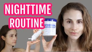 Dermatologists Nighttime Skincare Routine | Go To Bed With Me | Dr Dray