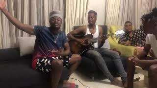 Abdukiba   Mbio Cover By Alikiba