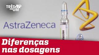 Astrazeneca deve conduzir novo estudo sobre eficácia da vacina