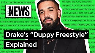 "Drake's ""Duppy Freestyle"" Explained 