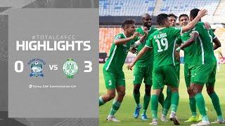 CAF CC | Namungo FC 0 – 3 Raja CA