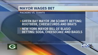 Green Bay Mayor Makes Wager Ahead of Packers Game