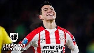 Hirving 'Chucky' Lozano ya hizo ver mal a Robben, ahora va por los récords de Romario y Ronaldo