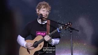 Ed Sheeran   Photograph @ Live In KOREA 2019