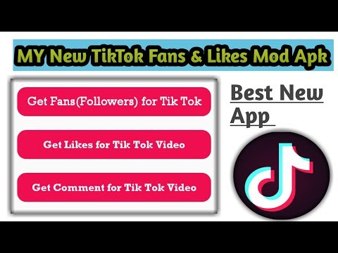 Increase Unlimited Tik Tok Fans 2019 | How To Get More