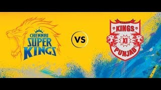 LIVE IPL 2019: CSK VS KXIP 18th IPL Match Live Streaming - Ashes Cricket Gameplay