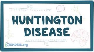Huntington disease - causes, symptoms, diagnosis, treatment & pathology