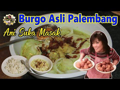 Video Burgo Asli Palembang
