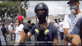 Wenezuela - chaos, protesty. BezPlanu