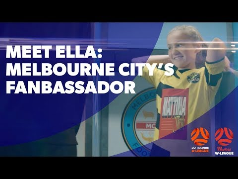 You've Gotta Have A Team 2017/18 – Meet Ella from Melbourne City