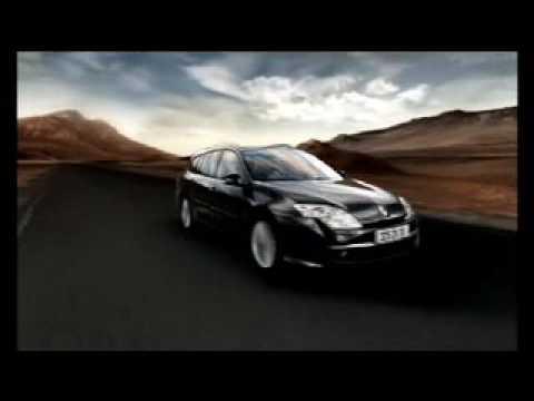 Spot TV Renault Laguna