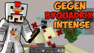 Gegen ByQuadrix im Youtuberbattle 1vs1! Intense Duell! | Craftwars PvP-Event!
