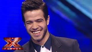 أدهم نابلسي - نسينى الدنيا- العروض المباشرة - الاسبوع 9 - The X Factor 2013