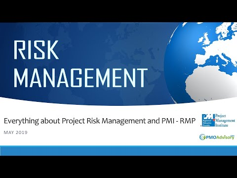 Everything about Project Risk Management and PMI RMP - YouTube