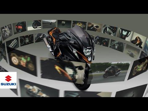 Hayabusa | Official Technical Presentation Video = All Version= | Suzuki