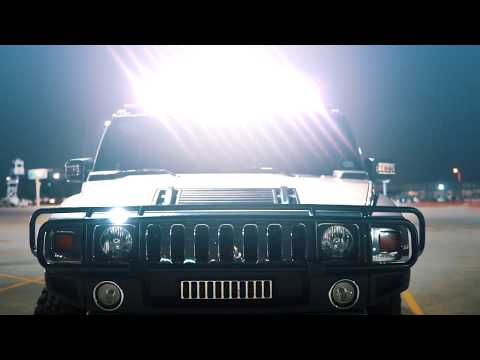 "HUMMER 52"" LED Light Bar - Promo Mp3"