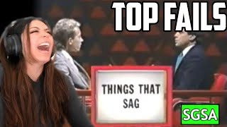 Adept Reacts to Funniest Game Show Answers of All Time