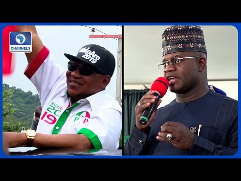 APC, PDP Inaugurate Campaign Committee Ahead Of Kogi Election