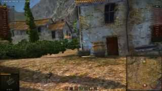 preview picture of video 'Unreal WoT Skill, Good Game!! In Leichtraktor by ViliamS1st'