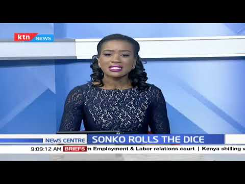Ruto's Yes/No, Sonko Rolls the dice, Raila on Signature drive in Murang'a | News Centre | Part 1