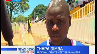 Bukhungu stadiumto  host Chapa Dimba finals slated for this weekend