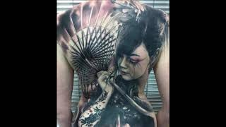Best Geisha Tattoo Ideas