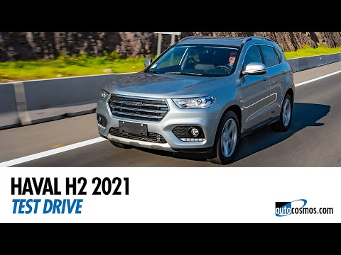 Test drive Haval H2 2021