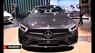 The New Mercedes CLS 2018 Is Worth €120.000 NEW FULL Review Interior Exterior Infotainment