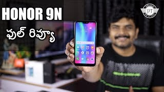 Honor 9N Review with Pros & Cons ll in telugu ll