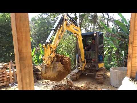 Instalação de fossas sépticas Morro Boa Vista Jaraguá do Sul SC