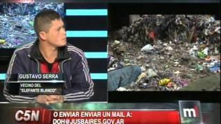 C5N - MINUTO UNO: ELEFANTE BLANCO, CIUDAD NEGRA