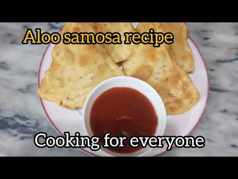 #short#Aloo samosa recipe.cooking for everyone