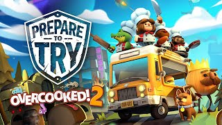 20 Minutes of Overcooked 2 (Prepare To Try: Let's Play)