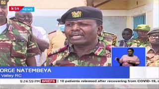 Rift Valley Regional Commissioner George Natembeya declares 4pm-7am curfew in Transmara