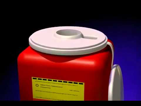 Как берут анализ на сахар в крови