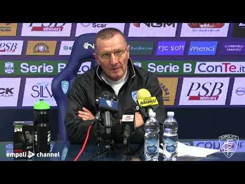 Preview video Le parole di mister Andreazzoli al termine di Empoli-Salernitana