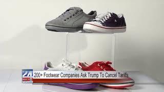 200+ Footwear Companies Ask Trump to Cancel Tariffs